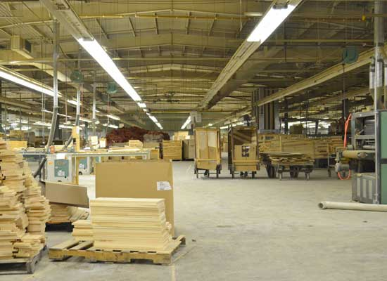 Manufacturing Warehouse Space (2)