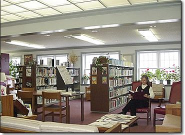 Pendleton County Public Library
